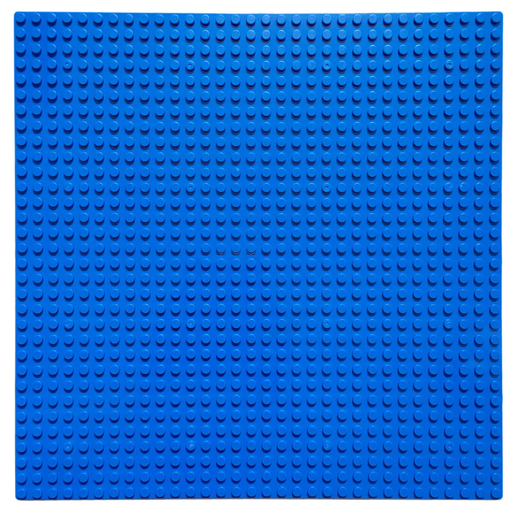 Papimax-lego-compatible-baseplate-blue-front