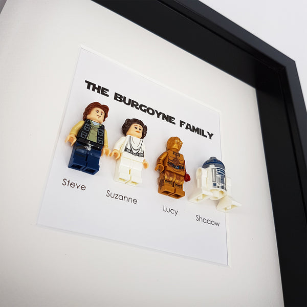 Star Wars Family Gift, Gift For Whole Family