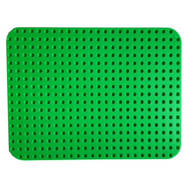 papimax duplo compatible baseplate under side dark green