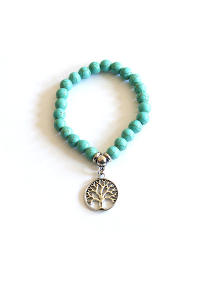 Meaghan Tree Of Life Bracelet