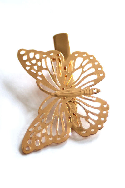 Zoey Butterfly Clip