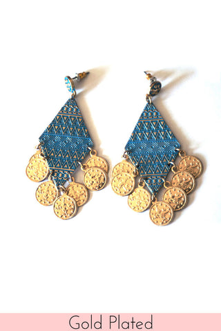 Jibral Dangle Earrings