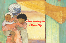 Happy Mother's Day - There is nothing like Mom hugs!