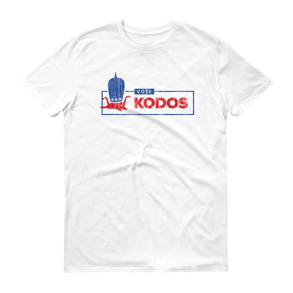 Simpsons Vote Kodos t-shirt