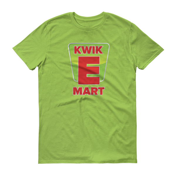 Simpsons Kwik-E-Mart t-shirt
