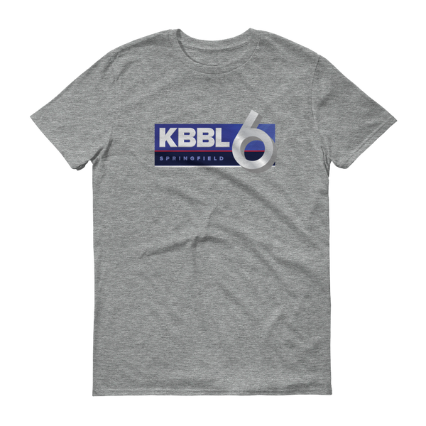 Simpsons KBBL Channel 6 t-shirt