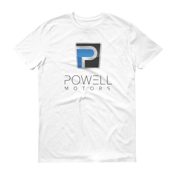 Simpsons Powell Motors t-shirt