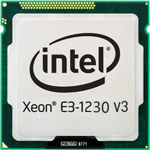 Intel Xeon E3-1230 v3 (8MB Cache, 3.30 GHz, 4-Core, LGA1150)