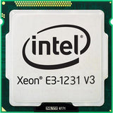 Intel Xeon E3-1231 v3 (8MB Cache, 3.40 GHz, 4-Core, LGA1150)