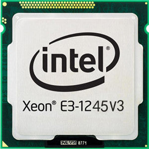 Intel Xeon E3-1245 v3 (8MB Cache, 3.40 GHz, 4-Core, LGA1150)