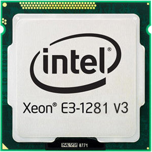 Intel Xeon E3-1281 v3 (8MB Cache, 3.70 GHz, 4-Core, LGA1150)