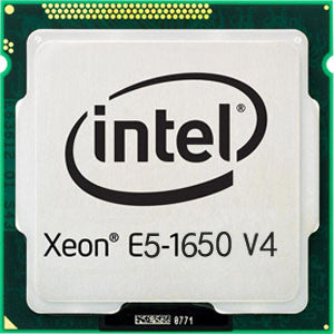 Intel Xeon E5-1650 v4  (15MB Cache, 3.60 GHz, 6-Core, LGA2011-3)