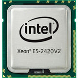 Intel Xeon E5-2420 v2 (15MB Cache, 2.20 GHz, 6-Core, LGA1356)