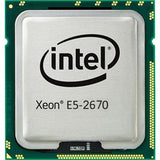 Intel Xeon E5-2670  (20MB Cache, 2.60 GHz, 8-Core, LGA2011)