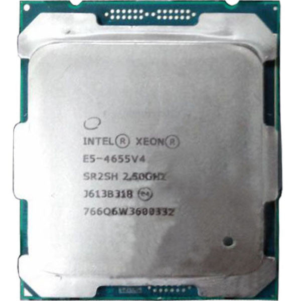 Intel Xeon E5-4655 v4 (30MB Cache, 2.50GHz, 8-Core, LGA2011-3)