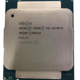 Intel Xeon E5-2678 v3 (30MB Cache, 2.50GHz, 12-Core, LGA2011-3)