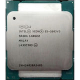 Intel Xeon E5-2603 v3 (15MB Cache, 1.60 GHz, 6-Core, LGA2011-3)