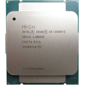 Intel Xeon E5-2609 v3 (15MB Cache, 1.9GHz, 6-Core, LGA2011-3)