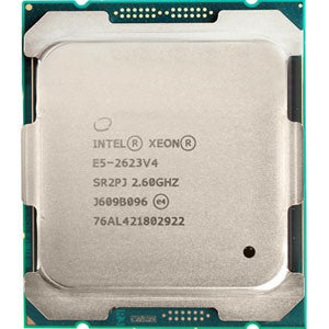 Intel Xeon E5-2623 v4 (10MB Cache, 2.60 GHz, 4-Core, LGA2011-3)