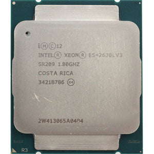 Intel Xeon E5-2630L v3(20MB Cache, 1.80GHz, 8-Core, LGA2011-3)