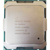 Intel Xeon E5-2640 v4 (25MB Cache, 2.40GHz, 10-Core, LGA2011-3)