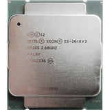 Intel Xeon E5-2640 v3 (20MB Cache, 2.60GHz, 8-Core, LGA2011-3)