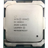 Intel Xeon E5-2650 v4  (30MB Cache, 2.20GHz, 12-Core, LGA2011-3)