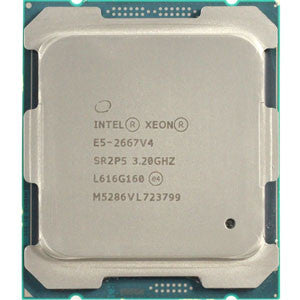 Intel Xeon E5-2667 v4  (25MB Cache, 3.20GHz, 8-Core, LGA2011-3)