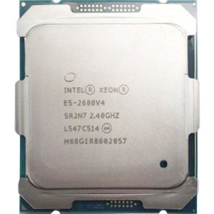 Intel Xeon E5-2680 v4 (35MB Cache, 2.40GHz, 14-Core, LGA2011-3)