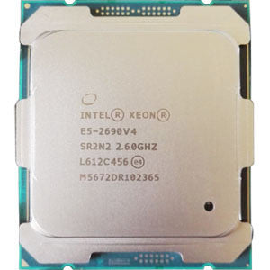 Intel Xeon E5-2690 v4 (35MB Cache, 2.60GHz,14-Core, LGA2011-3)