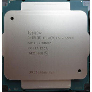 Intel Xeon E5-2699 v3 (45MB Cache, 2.30GHz, 18-Core, LGA2011-3)