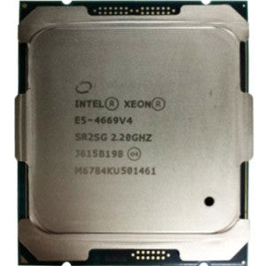 Intel Xeon E5-4669 v4 (55MB Cache, 2.20GHz, 22-Core, LGA2011-3)