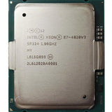 Intel Xeon E7-4820 v3 (25MB Cache, 1.90GHz, 10-Core, LGA2011)