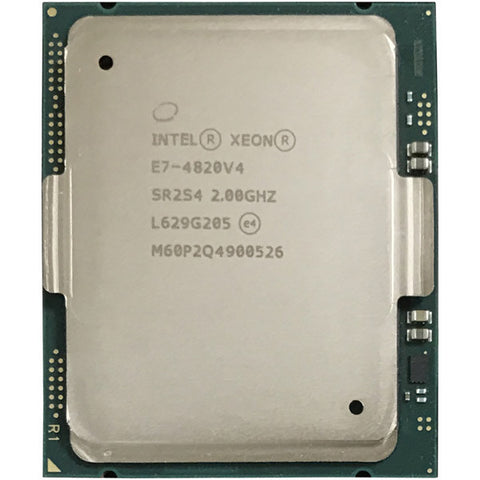 Intel Xeon E7-4820 v4 (25MB Cache, 2.00GHz, 10-Core, LGA2011)