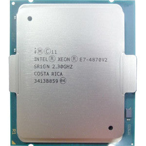 Intel Xeon E7-4870 v2 (30MB Cache, 2.30GHz, 15-Core, LGA2011)