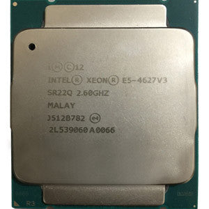 Intel Xeon E5-4627 v3 (25MB Cache, 2.60GHz, 10-Core, LGA2011)
