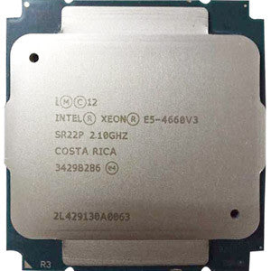 Intel Xeon E5-4660 v3 (35MB Cache, 2.10GHz, 14-Core, LGA2011)