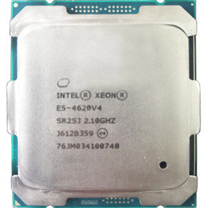 Intel Xeon E5-4620v4 (25MB Cache, 2.10GHz, 10-Core, LGA2011-3)