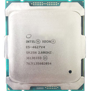 Intel Xeon E5-4627 v4 (25MB Cache, 2.60GHz, 10-Core, LGA2011-3)