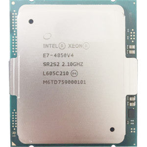 Intel Xeon E7-4850 v4 (40MB Cache, 2.10GHz, 16-Core, LGA2011)