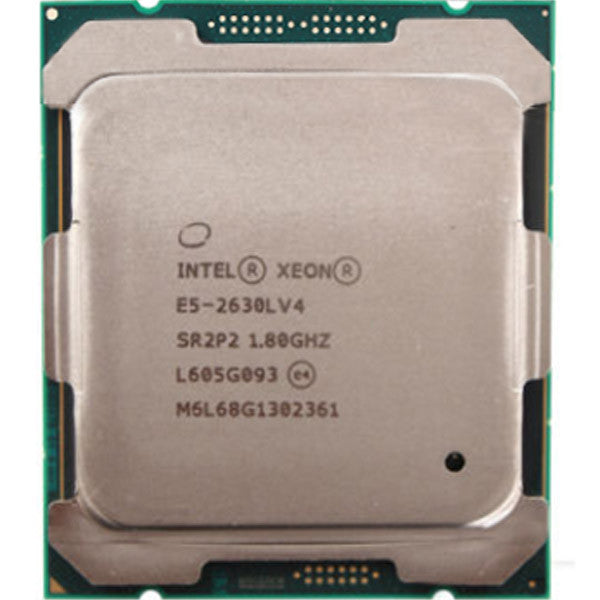 Intel Xeon E5-2630L v4 (25MB Cache, 1.80 GHz, 10-Core, LGA2011-3)