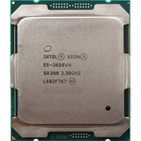 Intel Xeon E5-2658 v4 (35MB Cache, 2.30GHz, 14-Core, LGA2011-3)