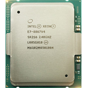 Intel Xeon E7-8867 v4 (45MB Cache, 2.40GHz, 18-Core, LGA2011)