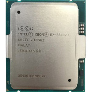 Intel Xeon E7-8870 v3 (45MB Cache, 2.10GHz, 18-Core, LGA2011)