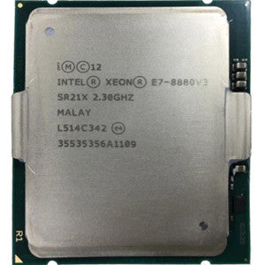 Intel Xeon E7-8880 v3 (45MB Cache, 2.30GHz, 18-Core, LGA2011)