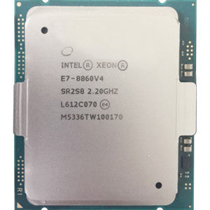 Intel Xeon E7-8860 v4 (45MB Cache, 2.20GHz, 18-Core, LGA2011)