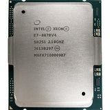 Intel Xeon E7-8870 v4 (50MB Cache, 2.10GHz, 20-Core, LGA2011)