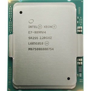 Intel Xeon E7-8890 v4 (60MB Cache, 2.20GHz, 24-Core, LGA2011)