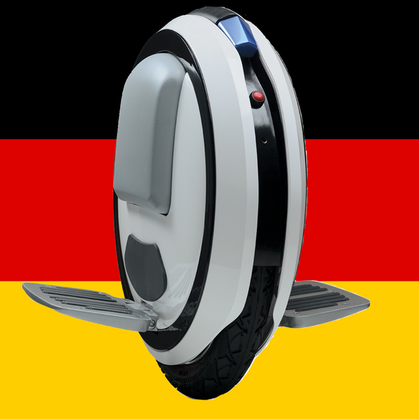 Germany is legislating Personal Light Electric Vehicles (PLEV)