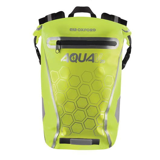 Oxford Aqua V 20 Backpack | Fluo